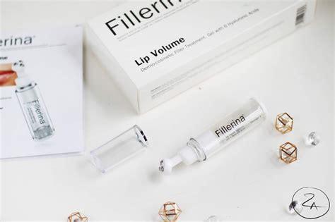 Mana pasaku pasaule: FILLERINA® LIP VOLUME apjomīgām lūpām