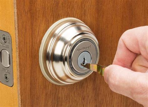 how to rekey a door lock best door lock buying guide consumer reports
