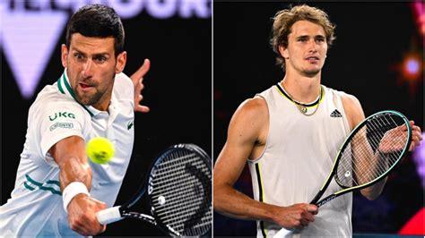 It was the 109th edition of the australian open, the 53rd in the open era. Novak Djokovic - Alexander Zverev, resumen y resultado ...