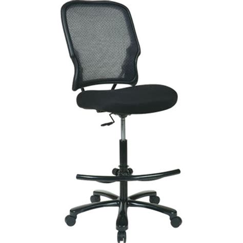 shop office space big and mesh drafting chairs