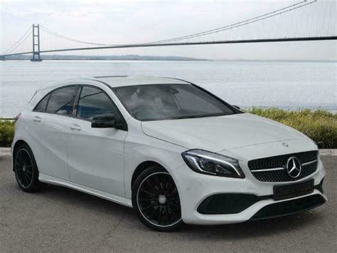 You get a decent engine, some nifty features and. 2016 Mercedes-Benz A CLASS HATCHBACK A200 AMG Line Premium 5dr Auto Hatchback Pe   in Hessle ...