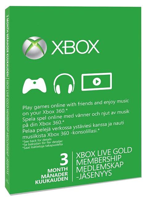 We did not find results for: Test of Microsoft Xbox Live Gold 3 Months Card - Expert reviews