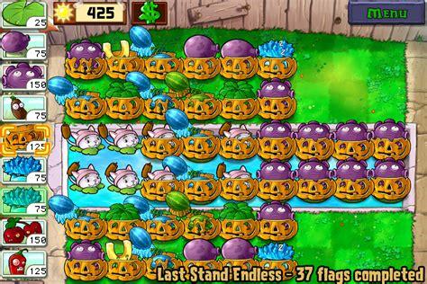 endless stand last zombies plants strategy vs setup cob plantsvszombies wikia