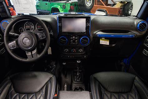 custom jeep interior mods go4x4it a rubitrux blog unlimited possibilities
