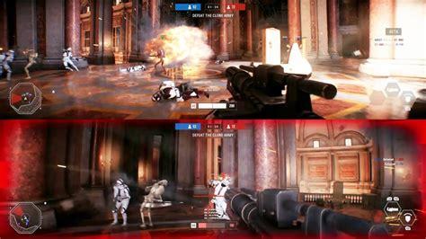 xbox one co op wars battlefront 2 beta arcade mode split screen