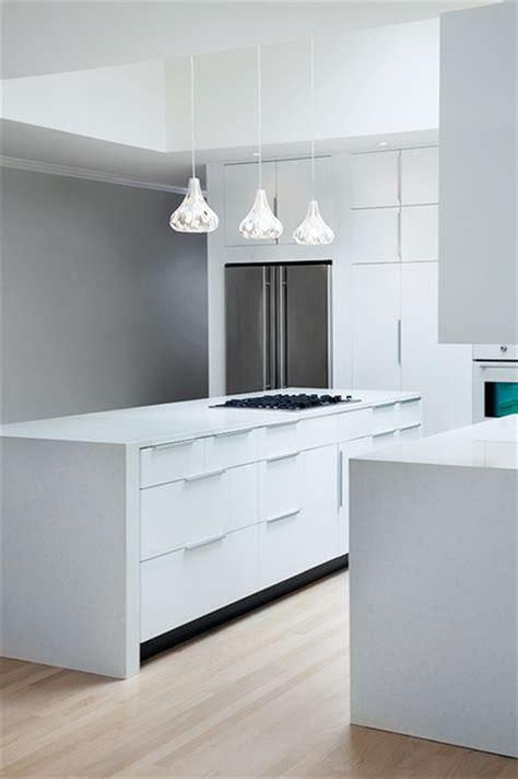 glass cabinets for kitchen ikea high gloss white kitchen by modernash of nashville 3768