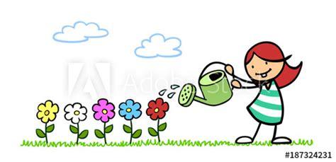 Garten Kaufen Gießen by Beim Blumen Gie 223 En Im Garten Kaufen Sie Diese