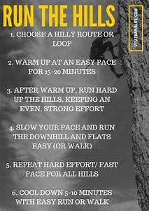 Hill Workouts For Runners   Wednesdayroundup