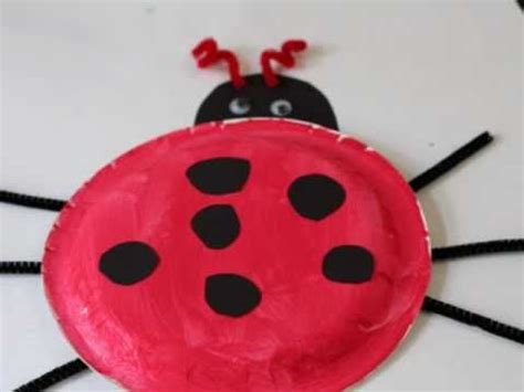 preschool paperplate ladybug 515 | hqdefault