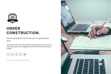 bootstrap  construction  coming  bootstrap