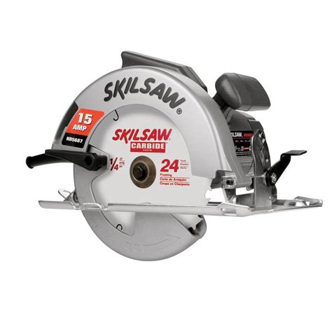skil flooring saw home depot skil factory reconditioned corded electric 7 1 4 in