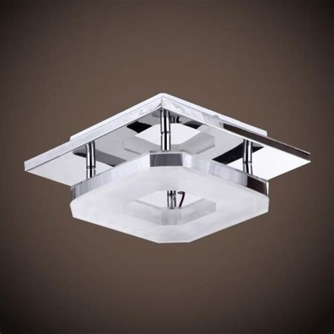 Kitchen And Bathroom Ceiling Lights by Modern 8w Led Flush Mounted Ceiling Light Wall