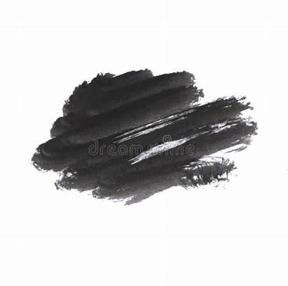 Quill Distressed Stroke Pen Ink Grunge Curls