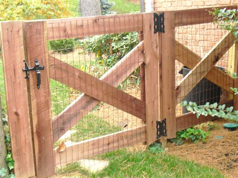 Fence - Gate : Diy Wooden Gate Frame-diy (do It Your Self