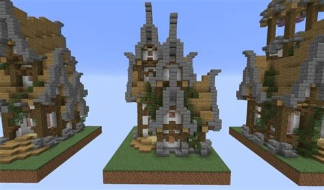 house bundle fourteen plot minecraft building