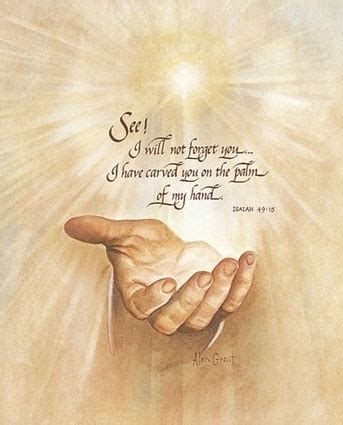 God Is Holding Your Hand Quotes