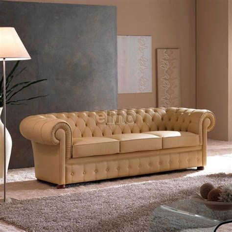 canapes italien canapé chesterfield contemporain design classique cuir