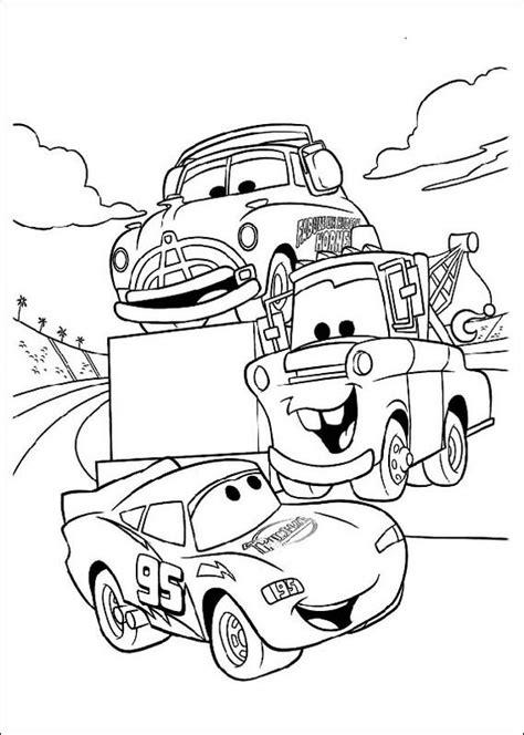 ausmalbilder cars bild disney cars die helden