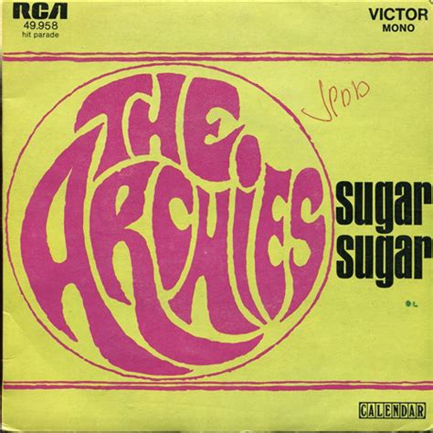 Song this too sweet <3. 10 sweet things you never knew about the Archies