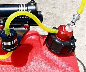Fuel Jerry Can Refueling Cap System W  Fittings V2