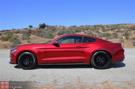 2015 Ford Mustang GT Review ? No Longer A One Trick Pony