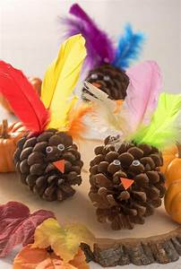 20, Super, Simple, And, Fun, Diy, Pine, Cone, Crafts, For, Kids