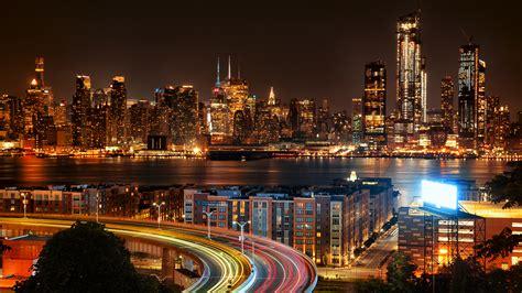 york city skyline wallpapers hd wallpapers id