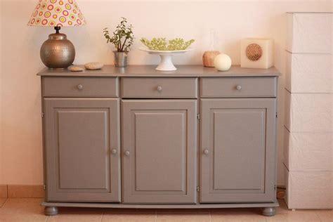 vernis table cuisine repeindre meuble en bois avec peinture casto gris gris 2
