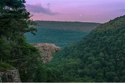 Ozark Mountains Arkansas Point Whitaker Oc Landforms