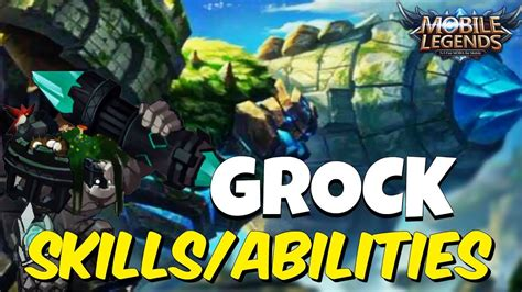 Revelando Habilidades De Grock! La Fortaleza Titanica