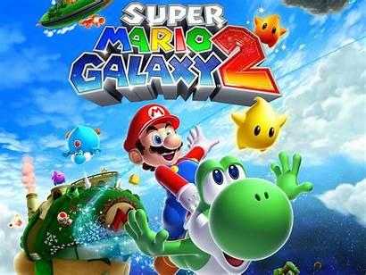 Mario Super Galaxy Wallpapers Widescreen