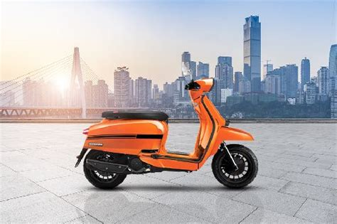 Lambretta V125 Special Picture by Lambretta V125 Special 2019 Price Spec Reviews Promo
