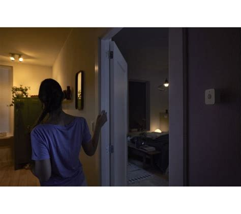 buy philips hue motion sensor free delivery currys
