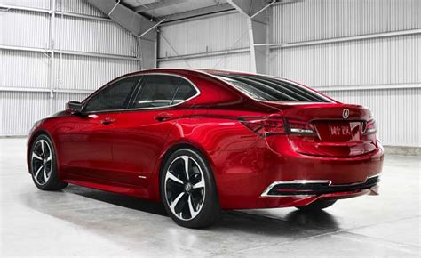 2020 Acura TLX : 2020 Acura Tlx Type S Review