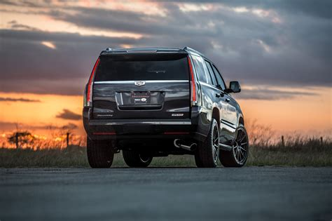 cadillac escalade hpe supercharged upgrade