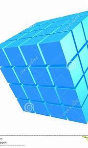 3d cubes stock illustration. Illustration of square, edge ...