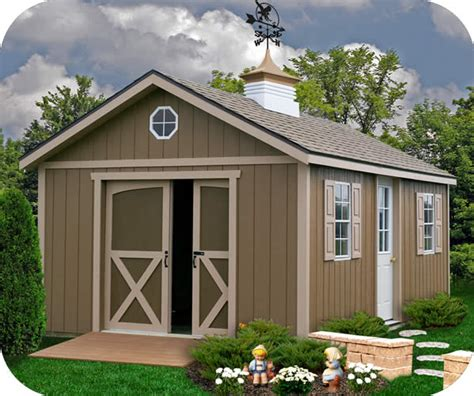 sheds for less best barns dakota 12x16 wood storage shed kit
