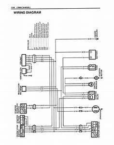125 Suzuki 4 Wheeler Wiring Diagram