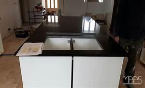 Granit Arbeitsplatten Preise : champeaux granit arbeitsplatten nero assoluto india ~ Michelbontemps.com Haus und Dekorationen
