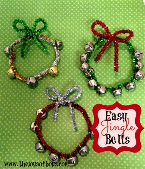 easy jingle bells craft jingle bells craft and easy