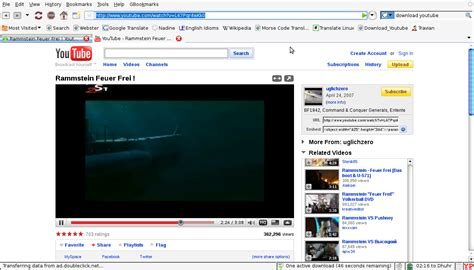 Step 2 Open Website 'download Youtube Videos'open Another