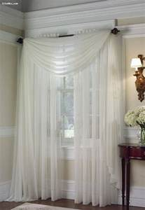 Swag Curtain Ideas For Living Room by Best 20 Sheer Curtains Ideas On Pinterest No Signup