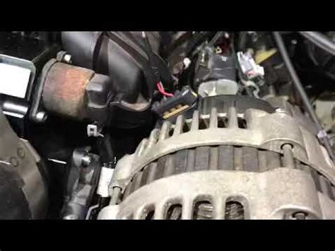 how to wire ls delphi alternator stand alone to charge youtube