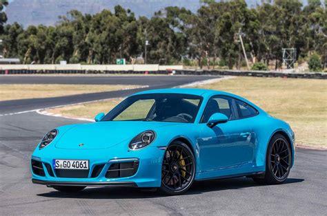 porsche 911 carrera gts 2017 porsche 911 carrera gts first drive motor trend