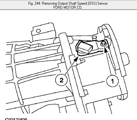 Sensor Wiring Diagram 2008 F250 by I A Ford F250 5 4 L I Am Trying To Replace The