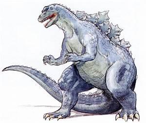 Image - Concept Art - Godzilla vs. King Ghidorah ...