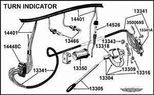 4 Best Images Of 55 Chevy Wiring Diagram Turn Signals