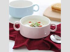 Meike – 300ml Ceramic Soup Bowls Mister Foxes Den