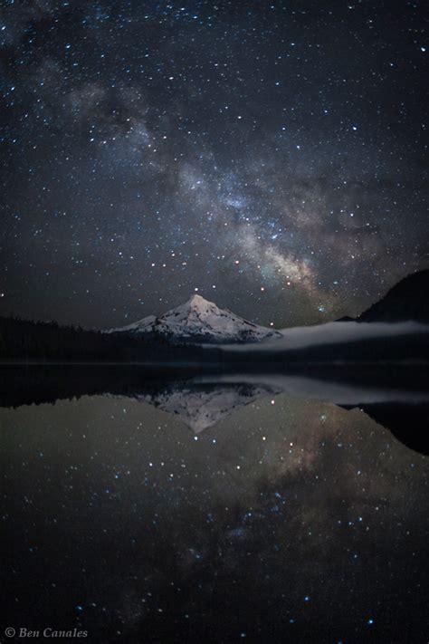 Starry Night Lost Lake Ben Canales Twan