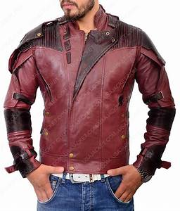 Star Lord Jacket From Guardians of the Galaxy Vol 2 - USA ...